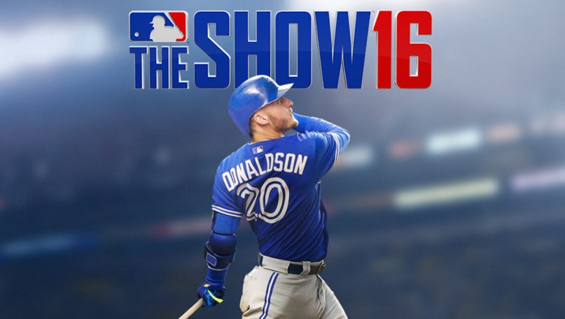 MLB The Show 16 - PS4-gamersrd