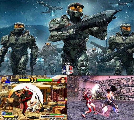 Soul Calibur II HD, King of Fighters 98 y Halo Wars ya son retrocompatibles-GAMERSRD