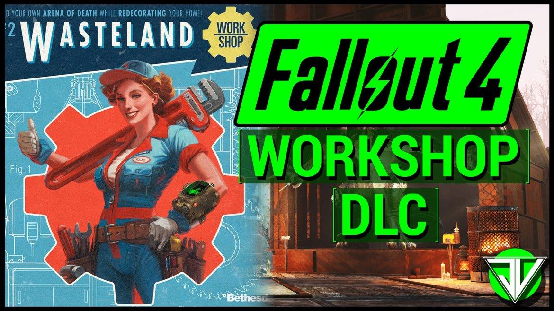 Fallout 4, Wasteland Workshop,