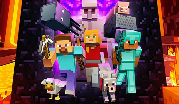 Minecraft Realms-GAMERSRD