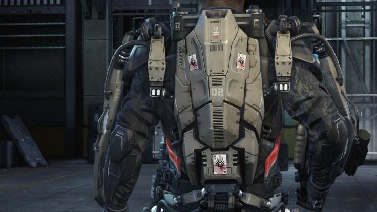 Call of Duty- Exo- Hyundai-RACCOON KNOWS