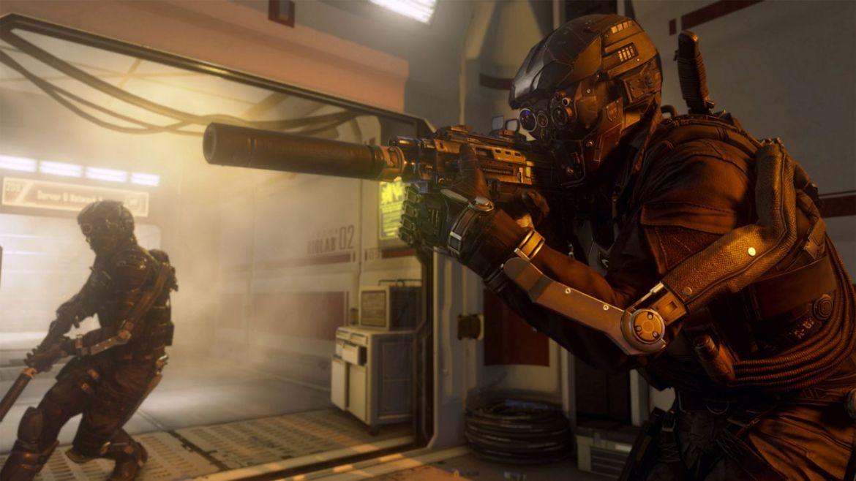 Infinity Ward -Call Of Duty  Infinite Warfare-RACCOON KNOWS