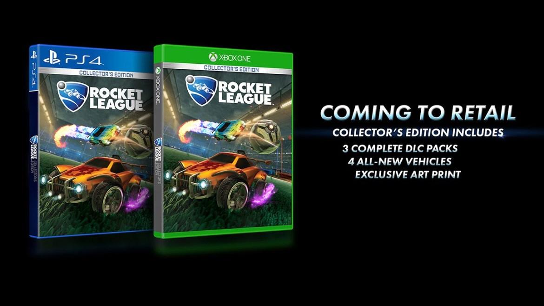 Rocket League - Collector's Edition Teaser