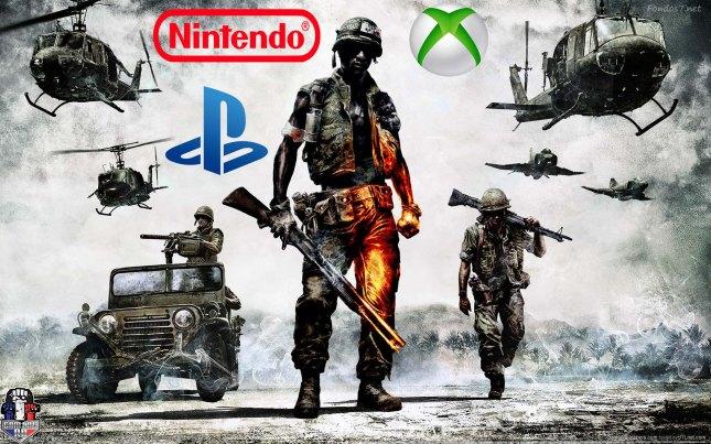 Guerra de consolas-dinero-Nintendo-Sony-Microsoft-GamersRD