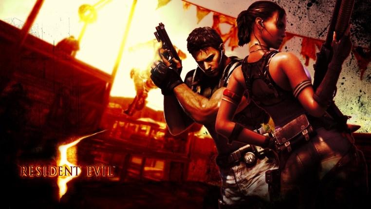 Resident Evil 5-full HD-GamersRD
