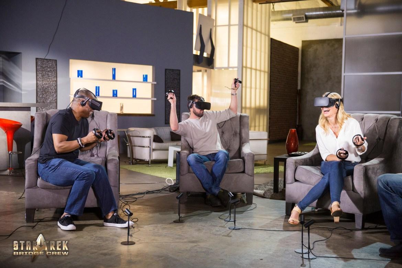 Star Trek Bridge Crew-Oculus Rift-HTC Vive-Playstation Vr-Gamersrd