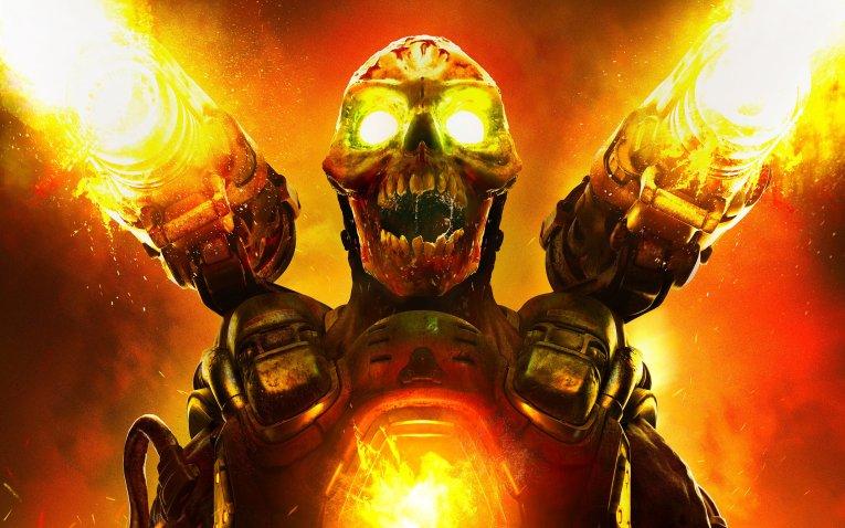 doom-4-zombie-skull-satanic-Easter Egg -GAMERSRD
