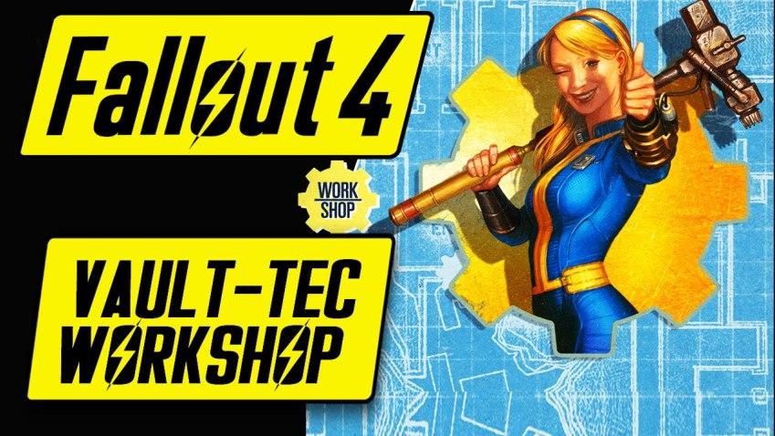 Vault-Tec Workshop-Fallout4 -GamersRD
