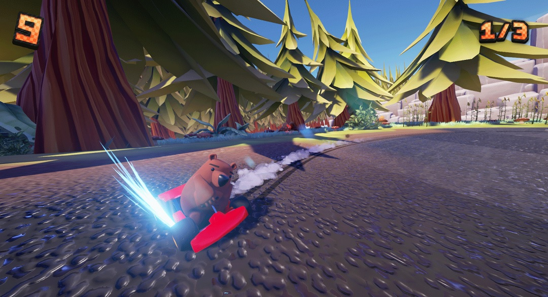 Nuevo-juego-de-carreras-para-PS4-Bears-Cant-Drift-gamersrd (2)