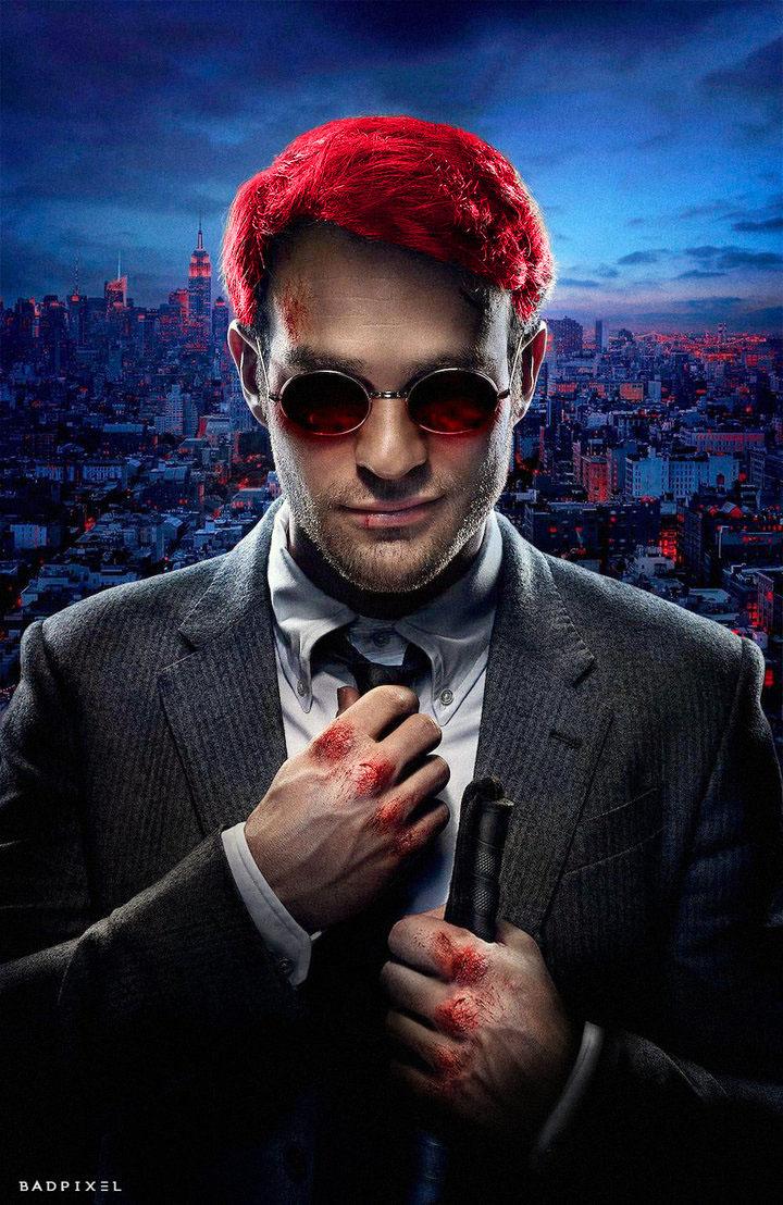 ¿Pudo ser el Daredevil de Netflix pelirrojo?