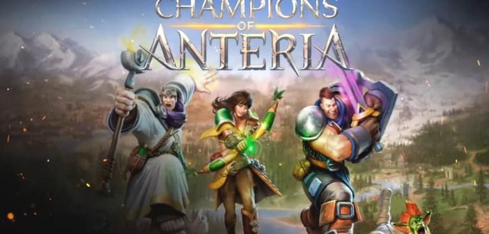 [Test] Champions of Anteria