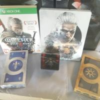 Unboxing - The Witcher 3 - Edition Collector - Xbox One