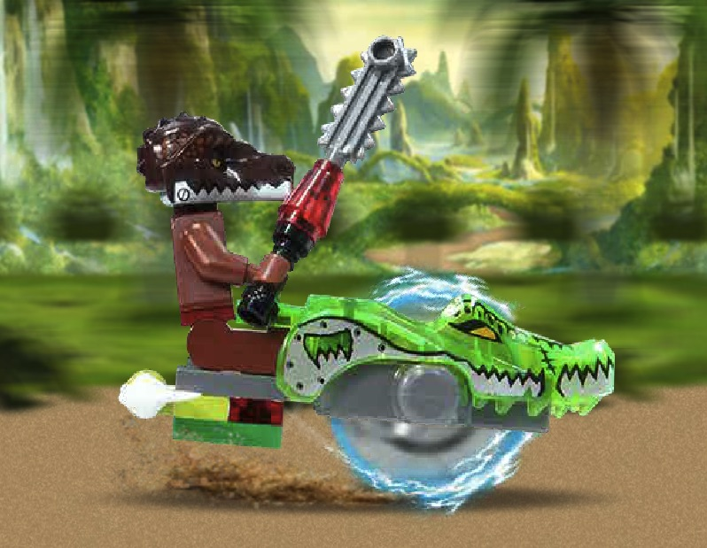 Minecraft Wallpaper 3d Lego Chima Crocodile Race Lego Games