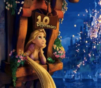 Barbie 3d Live Wallpaper Rapunzel 10 Differences Rapunzel Games