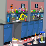 Science Hidden Objects Puzzle
