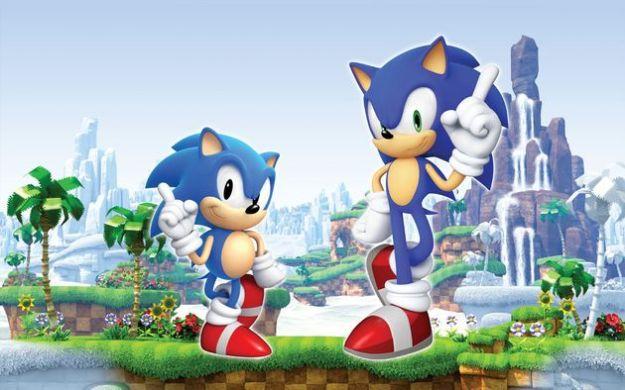 Sonic Wallpaper Hd 3d Sonic Generations 232 Il Videogioco Della Serie Pi 249