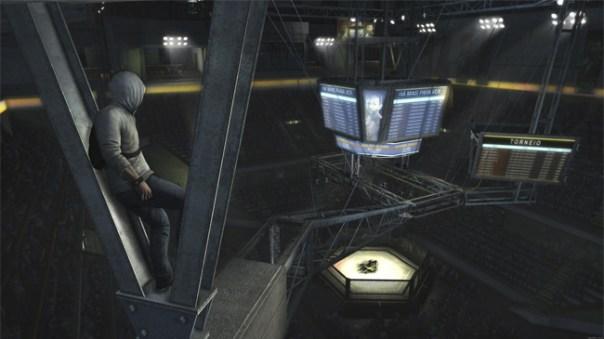 Assassin's Creed III - Imagen Desmond con secreto oculto
