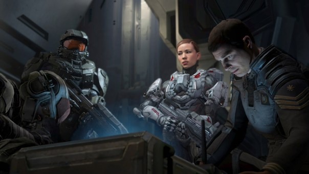 Halo 4 filtrado