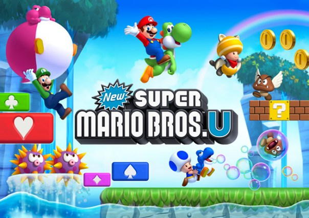 Nuevos modos de New Super Mario Bros. U