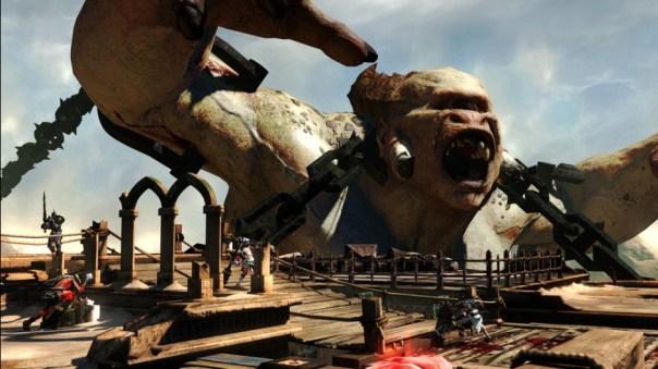 God of War: Ascension El Desierto de las Almas Perdidas