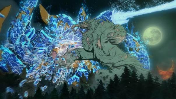 Naruto Shippuden: Ultimate Ninja Storm 4 y sus espectaculares gráficos