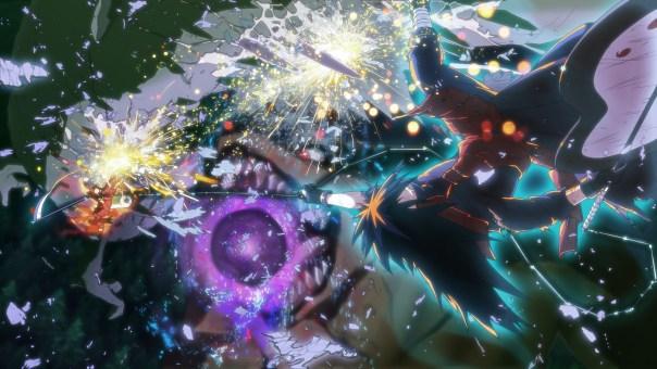 Hashirama y Madara en Naruto Shippuden: Ultimate Ninja Storm 4