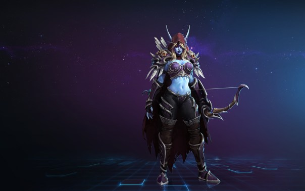 Sylvannas Brisaveloz Heroes of the Storm
