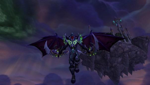 Cazador de demonios y su habilidad para planear