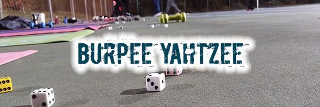 Burpee Yahtzee AKA Dice Race