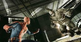 The-amazing-spider-man-game