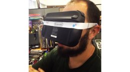 Nintendo VR? =D