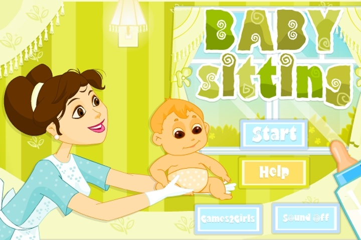 Baby Sitting Game - Life Simulation games - Games Loon