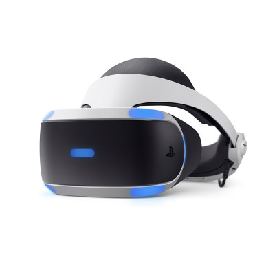 PlayStation VR with Camera & VR Worlds Bundle | The Gamesmen