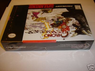 sealed chrono trigger