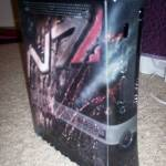 Special Edition Mass Effect 2 Xbox 360 Elite 1of a kind bioware bazar 2