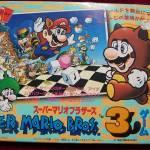 Super Mario Bros. 3 Japanese Board Card Game Nintendo