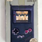 ORIGINAL VINTAGE GAME-BOY CARRY CASE-BOY KONAMI W BOX