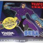 Sega Mega Drive PHANTOM 2040 BOX SET 3
