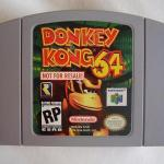 Donkey Kong 64 Not For Resale