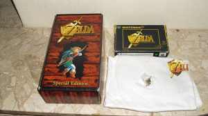 N64 Legend of Zelda Ocarina of Time German Special Edition 2