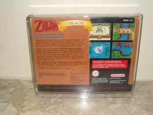 Zelda A Link to the Past Super Nintendo PAL Big Box 4