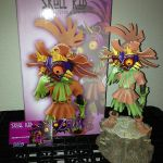 legend of zelda skull kid statue by first 4 figures