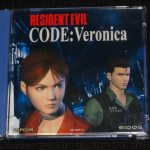 VERY RARE GERMAN DEUTSCH RESIDENT EVIL CODE VERONICA SEGA DREAMCAST GAME console