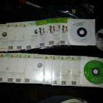 XBOX 360 KIOSK 20 RETAIL DEMO DISC LOT