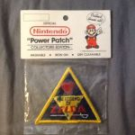Vintage Legend of Zelda Nintendo Power Official Patch Collectors Deadstock
