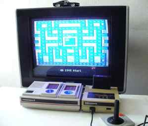 1983 Intellivision System Changer