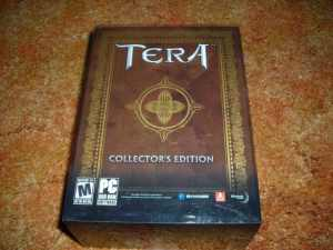 Tera Limited Collector's Edition (PC) Brand New