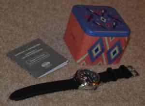 1 of 25 Gamestop GEARS OF WAR Fossil WATCH Promo Item