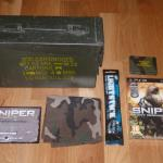 Sniper Ghost Warrior Survival Edition - PS3 - Rare 1 of 200 Limited Collectors