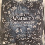 World Of Warcraft *Signed* Wrath Of The Lich King Collector's Edition